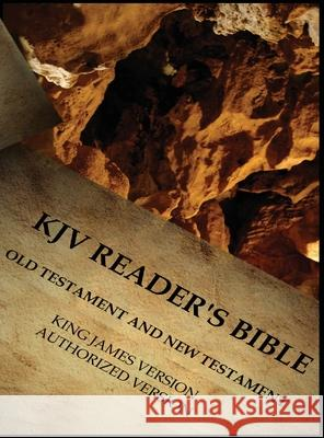 KJV Reader's Bible (Old Testament and New Testament) Dw Christia 9780578722801