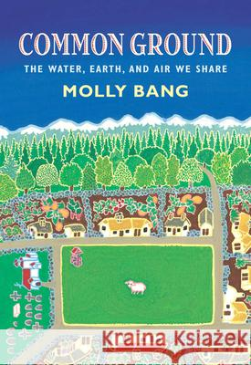 Common Ground: The Water, Earth, and Air We Share: The Water, Earth, and Air We Share Molly Bang Molly Bang 9780590100564