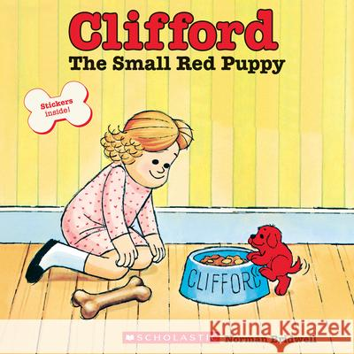 Clifford the Small Red Puppy Norman Bridwell 9780590442947