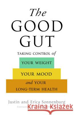 Good Gut Justin Sonnenburg 9780593074305
