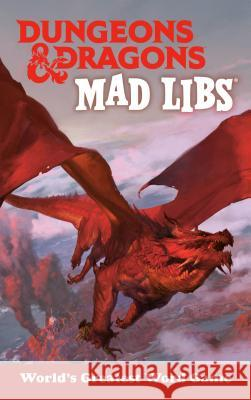 Dungeons & Dragons Mad Libs Christina Dacanay 9780593095171