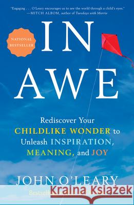 In Awe: Rediscovering the Childlike Wonder That Ignites Curiosity, Creativity, and Meaning in Work and Life John O'Leary 9780593135440