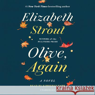 Olive, Again - audiobook Elizabeth Strout 9780593147344