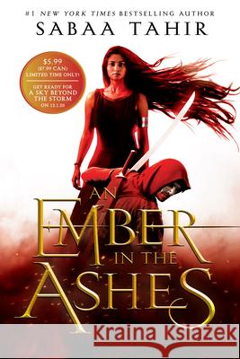 An Ember in the Ashes Sabaa Tahir 9780593206935