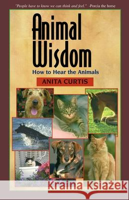 Animal Wisdom : Communications with Animals Anita Curtis 9780595180226