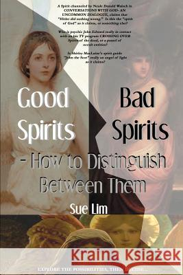Good Spirits, Bad Spirits : How to Distinguish Between Them Sue Lim 9780595227716