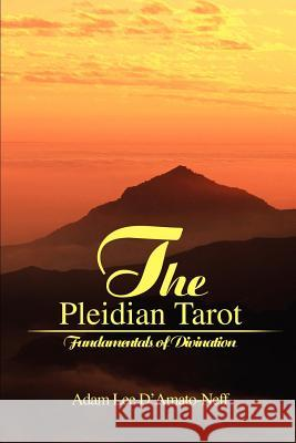 The Pleidian Tarot: Fundamentals of Divination Adam Lee D'Amato-Neff 9780595228188