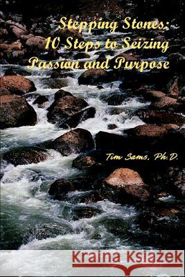 Stepping Stones : 10 Steps to Seizing Passion and Purpose Timothy L. Sams 9780595272686