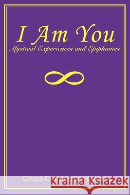 I Am You : Mystical Experiences and Epiphanies Chad Christopher Cobb 9780595325559