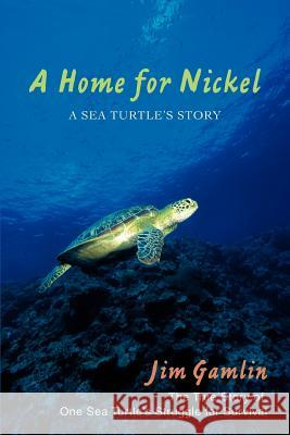 A Home for Nickel : A Sea Turtle's Story Jim Gamlin 9780595446506