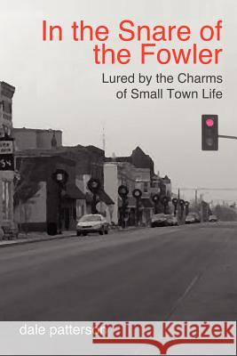 In the Snare of the Fowler : Lured by the Charms of Small Town Life Dale W. Patterson 9780595453818