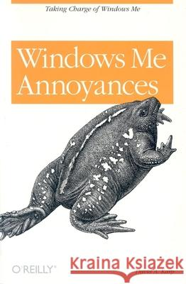 Windows Me Annoyances David A. Karp 9780596000608