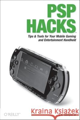 PSP Hacks C. K., III Sample 9780596101435