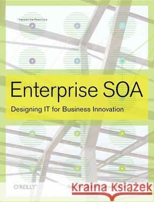 Enterprise Soa: Designing It for Business Innovation Dan Woods Thomas Mattern 9780596102388