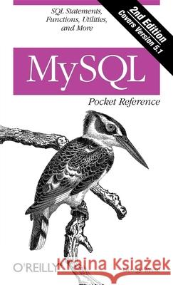 MySQL Pocket Reference George Reese 9780596514266