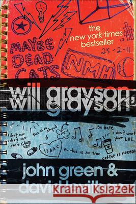 Will Grayson, Will Grayson John Green David Levithan 9780606153584
