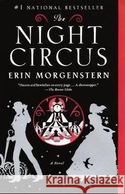 The Night Circus Erin Morgenstern 9780606264167