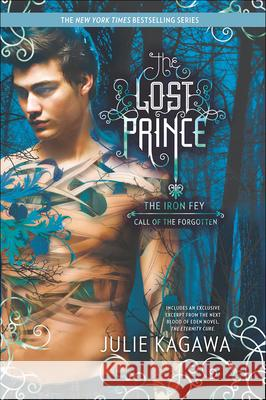The Lost Prince Julie Kagawa 9780606269469