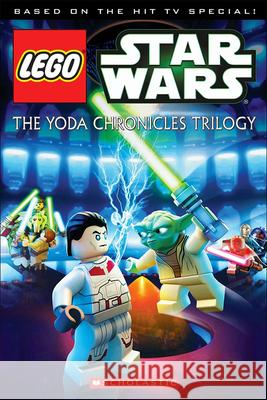 Lego Star Wars: The Yoda Chronicles Trilogy Ace Landers Inc. Scholastic 9780606354141