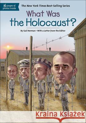 What Was the Holocaust? Gail Herman Jerry Hoare 9780606401135