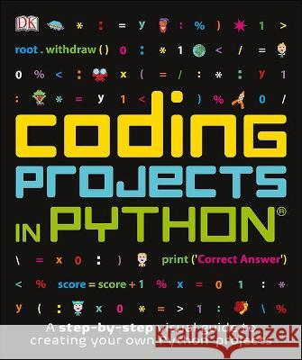 Coding Projects in Python DK 9780606401241