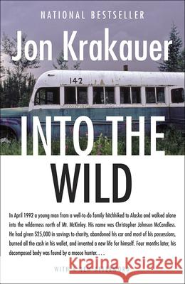 Into the Wild Jon Krakauer 9780613033572