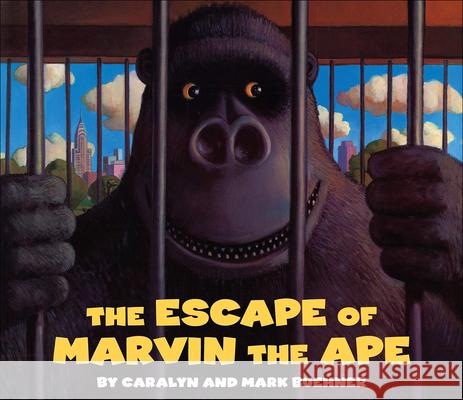 The Escape of Marvin the Ape Caralyn Buehner Mark Buehner Mark Buehner 9780613177917