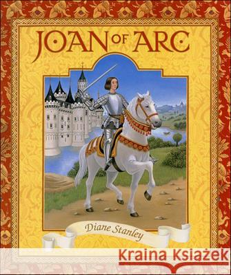 Joan of Arc Harper Collins Publishers 9780613448550