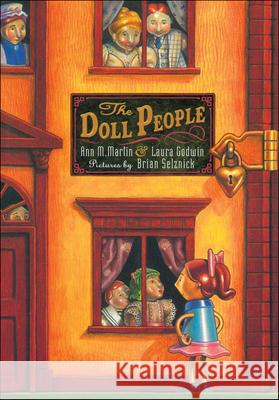 The Doll People Ann Matthews Martin Laura Godwin Brian Selznick 9780613496230