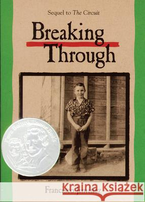 Breaking Through Francisco Jimenez 9780618342488 Houghton Mifflin Company