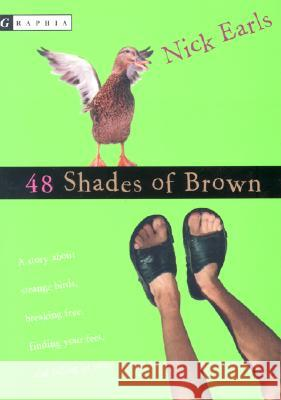 48 Shades of Brown Nick Earls 9780618452958