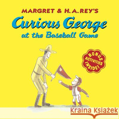 Curious George at the Baseball Game Laura Driscoll Anna Grossnickle Hines 9780618663750