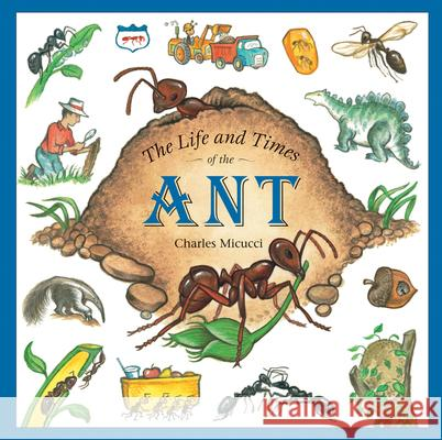 The Life and Times of the Ant Charles Micucci 9780618689491 Houghton Mifflin Company