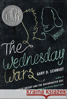 The Wednesday Wars Gary D. Schmidt 9780618724833