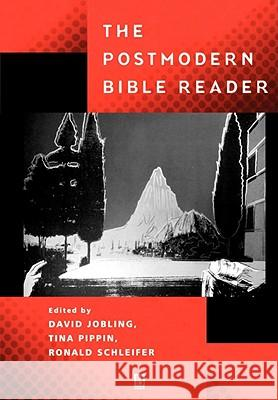 The Postmodern Bible Reader David Jobling Tina Pippin Ronald Schleifer 9780631219620