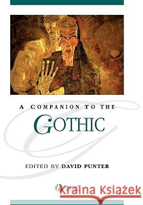 The Gothic David Punter Glennis Byron 9780631220626