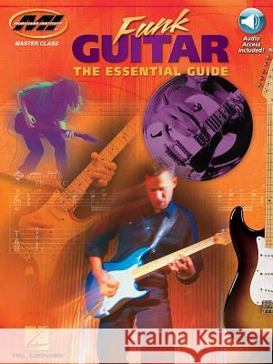 Funk Guitar: Private Lessons Series [With CD] Ross Bolton Ross Bolton 9780634011689