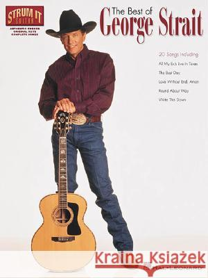 The Best of George Strait George Strait 9780634015601 Hal Leonard Publishing Corporation