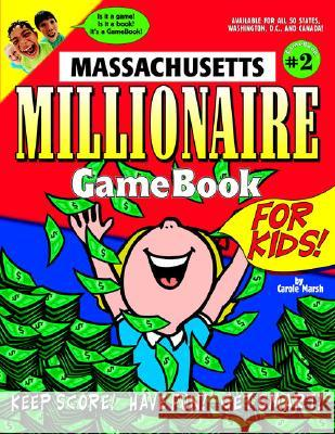 Massachusetts Millionaire Carole Marsh 9780635000583 Gallopade International