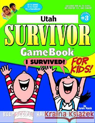 Utah Survivor Carole Marsh 9780635005656 Gallopade International