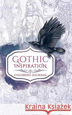 Gothic Inspiration Coloring Journal Selina Fenech 9780648542704
