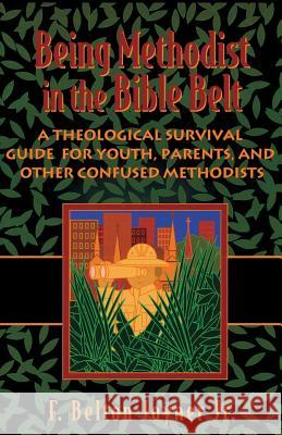 Being Methodist in the Bible Belt F. Belton Joyner 9780664226855