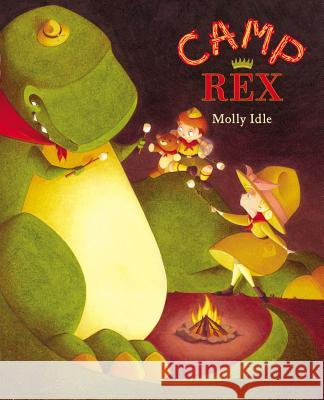 Camp Rex Molly Idle Molly Idle 9780670785735