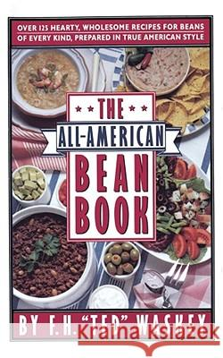 All-American Bean Book Waskey F H Ted 9780671644031