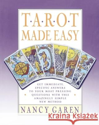 Tarot Made Easy Nancy Garen 9780671670870