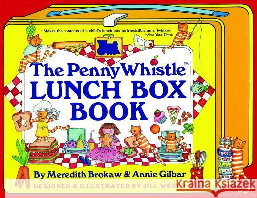 Penny Whistle Lunch Box Book  9780671737931