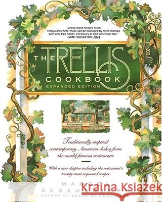 Trellis Cookbook: Expanded Edition Marcel Desaulniers 9780671748425