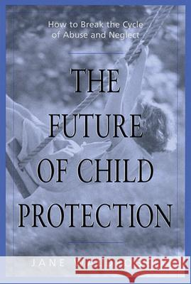 The Future of Child Protection: How to Break the Cycle of Abuse and Neglect Jane Waldfogel 9780674007239