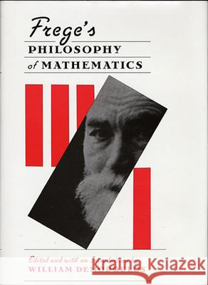 Frege's Philosophy of Mathematics William Demopoulos 9780674319431