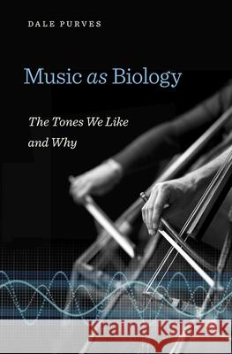 Music as Biology: The Tones We Like and Why Dale Purves 9780674545151